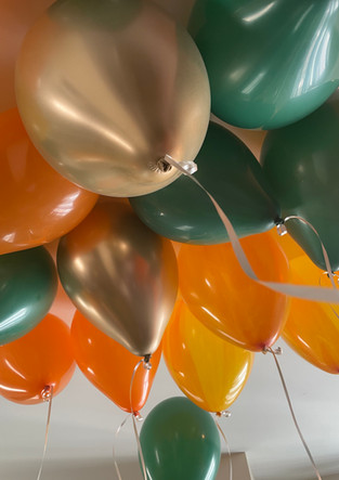 Helium Balloons Delivery