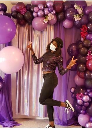 Organic Balloon Arch Wappingers Falls