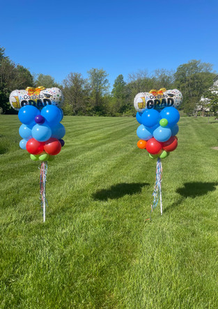 Graduation Balloons