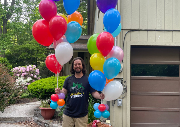 Helium Balloon Delivery Near Newburgh Ne