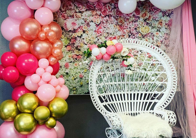 Organic Balloon Arch Delivery Rhineback, NY