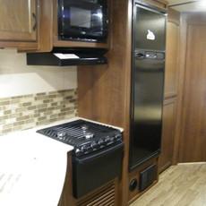 White Hawk kitchenette