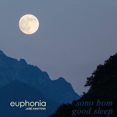 sono bom / good sleep CD/Digital Format