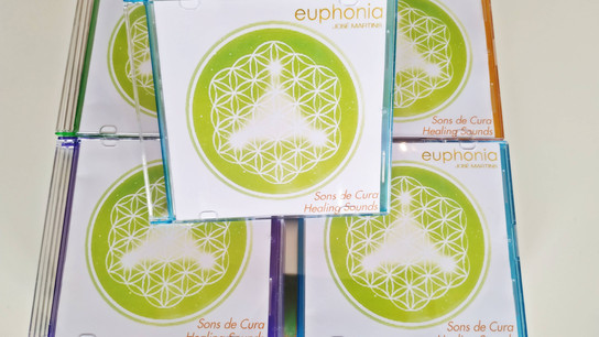 Novo CD euphonia