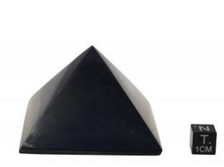 Pirâmide Shungite Base 6cm
