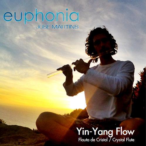 CD Flauta de Cristal - YinYang Flow