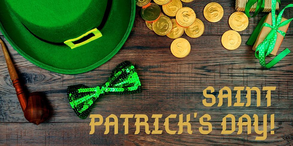 Saint Patrick's Luck of the Irish Live Music Event