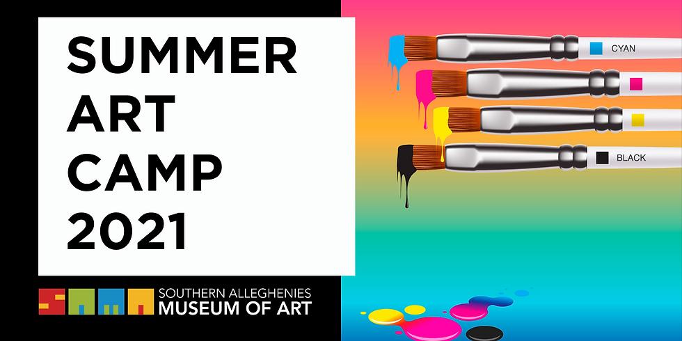Altoona Summer Art Camp
