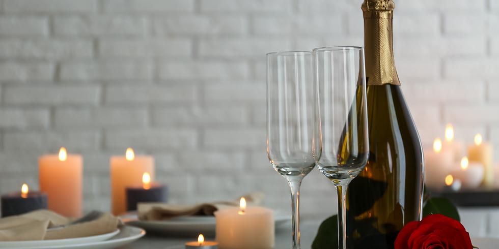 Valentine's Artful Dining Experience