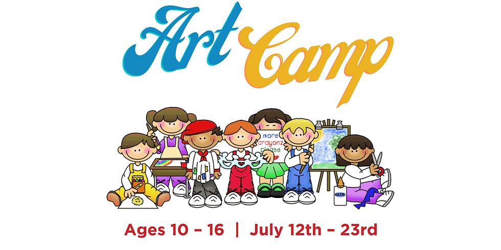Ligonier Art Camp Ages 10-16