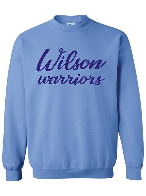 Wilson Warriors Sweat Shirt