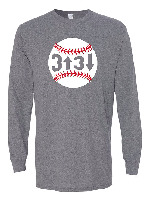 3 Up 3 Down Long Sleeve