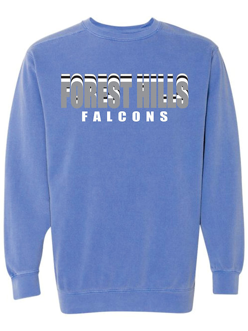 Forest Hills - Comfort Color Sweatshirt