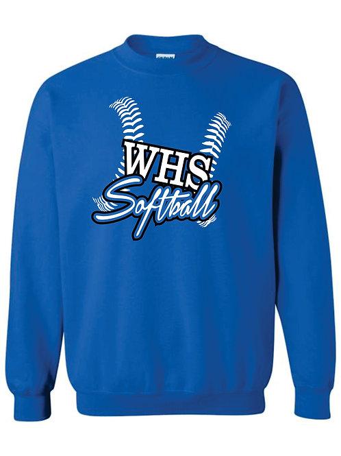 WHS Softball (Blank Back)