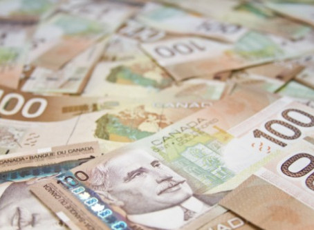 Loonie soars as the Canadian economy firms