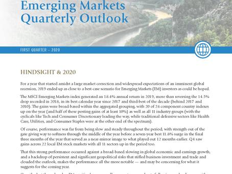 Emerging Markets Q1 Outlook