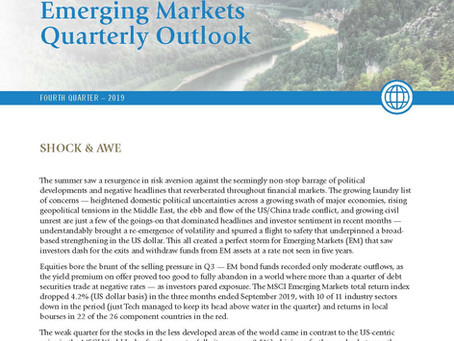 Emerging Markets Quarterly Outlook