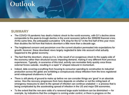 Economic Outlook Summer 2020