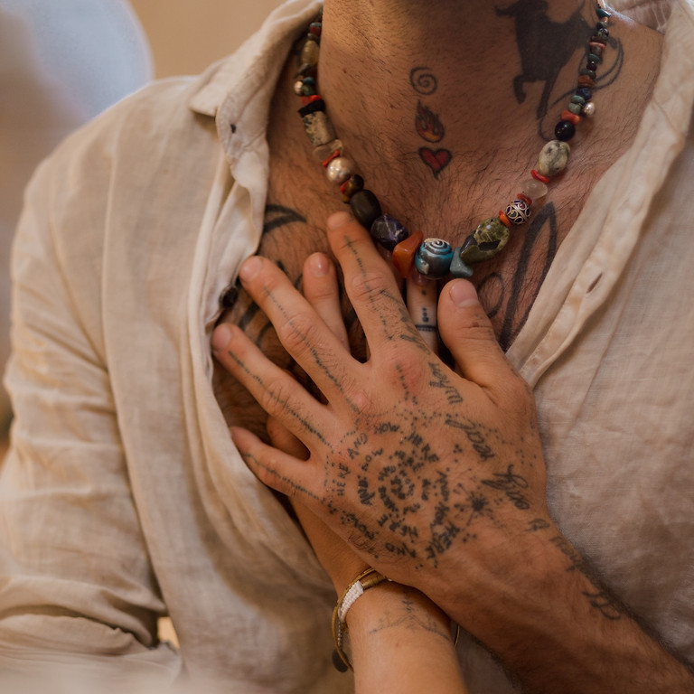 Chakra IV - Tantra from the heart retreat - noch Platz für zwei Frauen