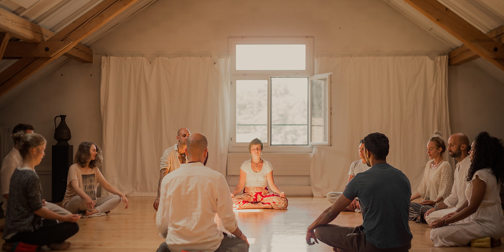 Tantra Workshop - from sex to the heart!