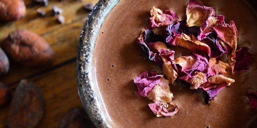 Tantra Workshop - Cacao Zeremonie & Herzmeditation