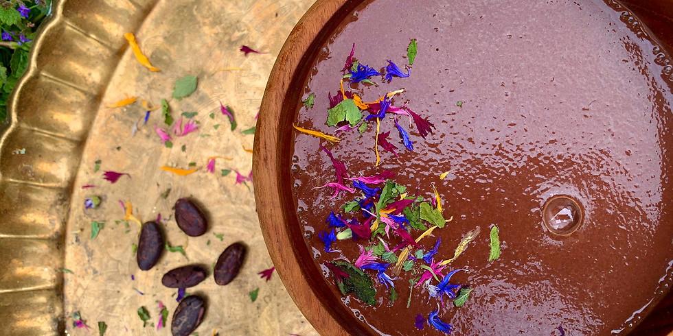 Online Cacao Zeremonie mit Zubereitung und Hauslieferung