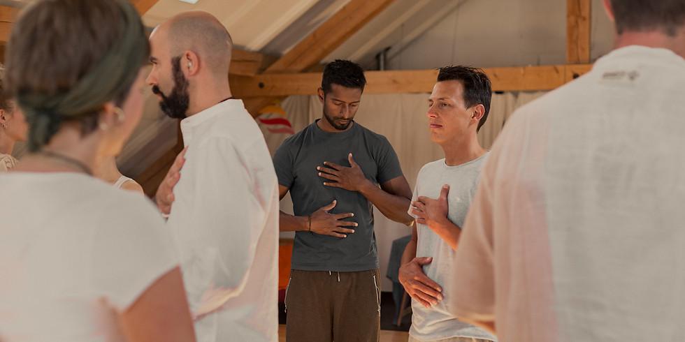 Chakra III - Tantra Weekend - life force energy (noch Platz für 2 Männer) Warteliste offen (1)