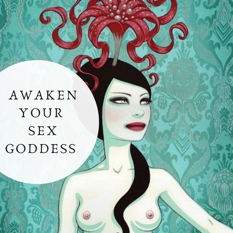 yoni magic: awaken your sexgoddess