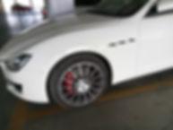 בלמים לרכב חדש במוסך קרול