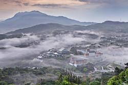 Dharma Drum Mountain DILA campus