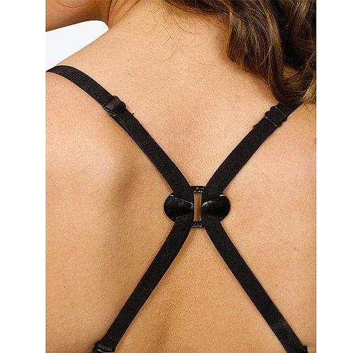 סט תפסנים להצלבת הכתפיות בגב