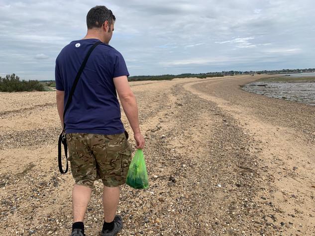 Mersea Island beach cleanup 25/05/19