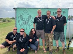 Group photo Kraken