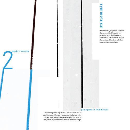 Typography Project: Simplicity