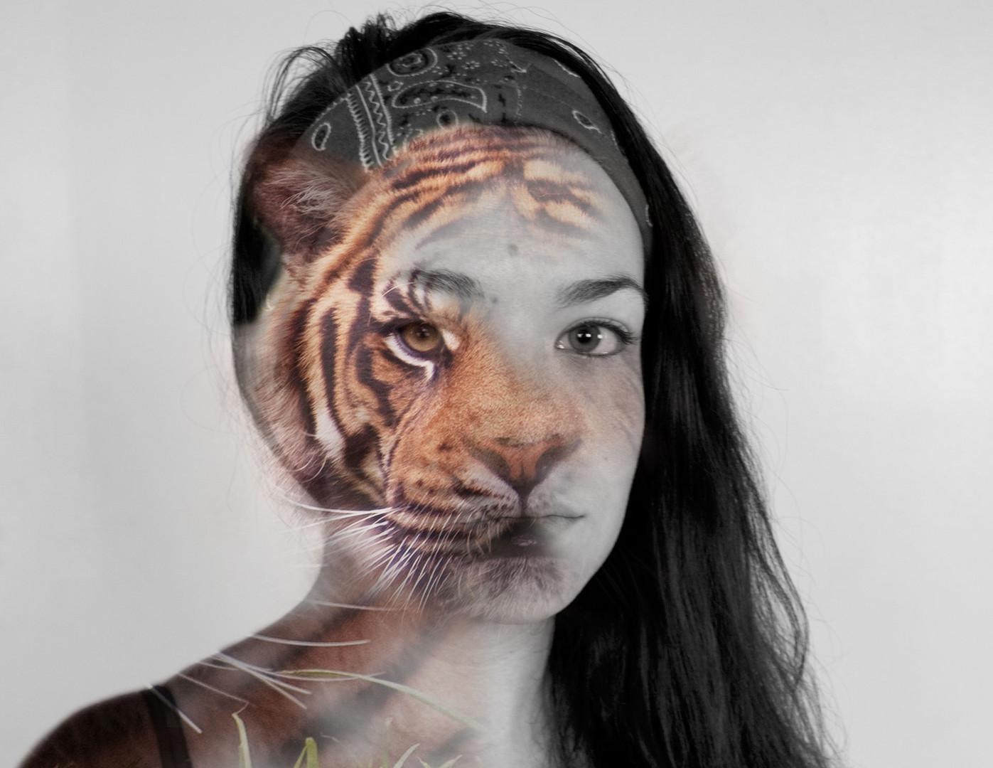 Sarah- Tiger