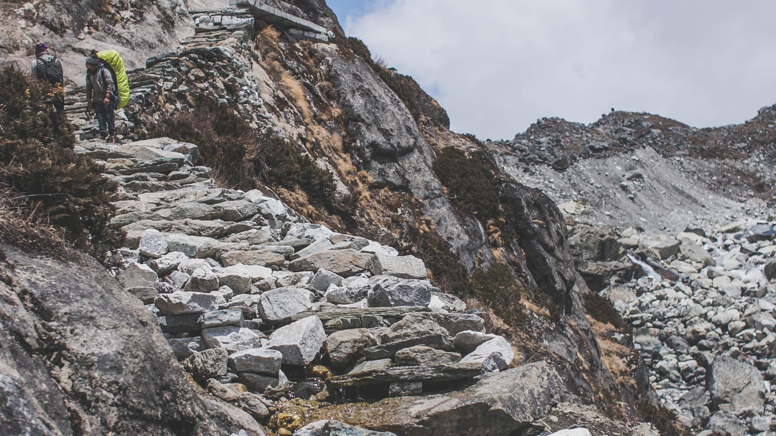 Trekkers trail