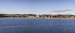 LVIA photomontage St Andrews Harbour