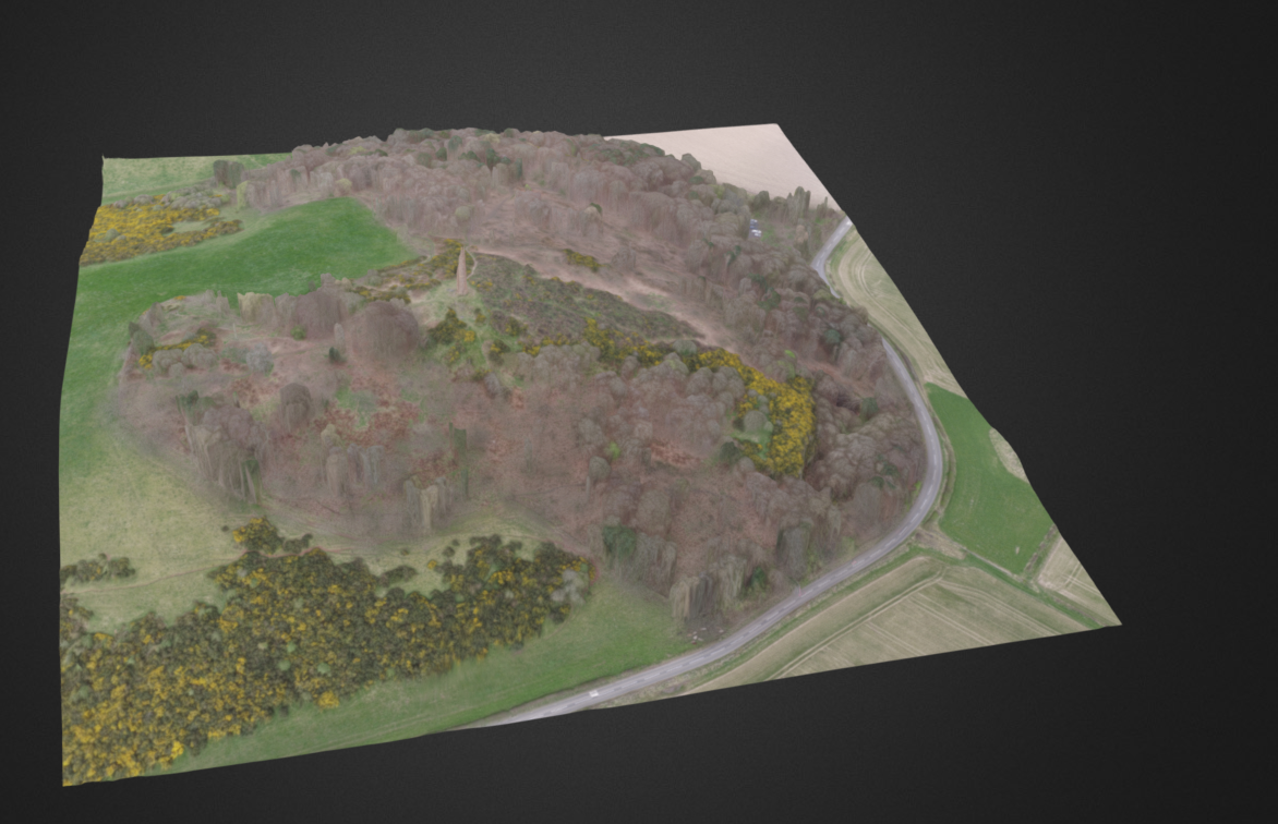 3D mapping model