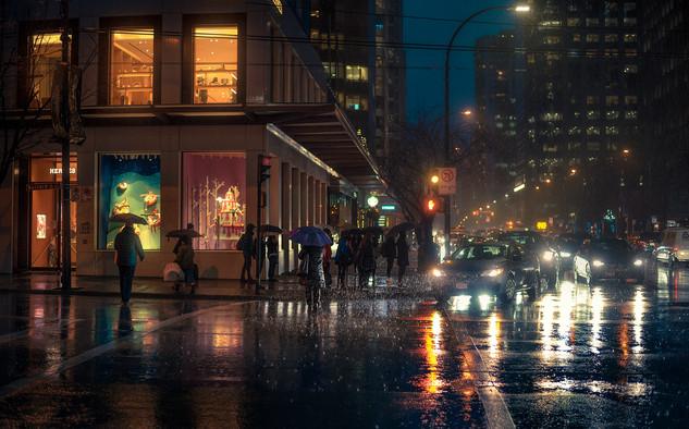 Vancouver Commute