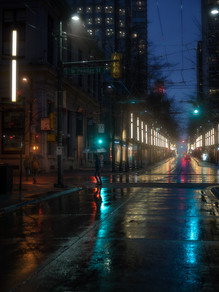 Pender and Granville