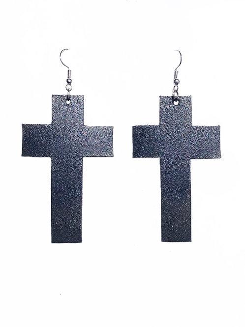Серьги Cross