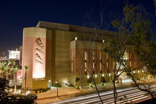 USC Galen Center