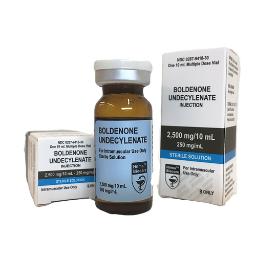 Hilma Biocare BOLDENONE UNDECYLENATE 250mg/ml 10ml