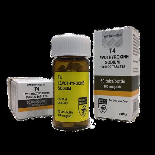 Hilma Biocare T4 100mcg/tab 100tab