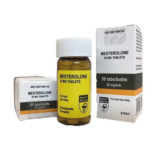 Hilma Biocare MESTEROLONE 25mg/tab 50tab