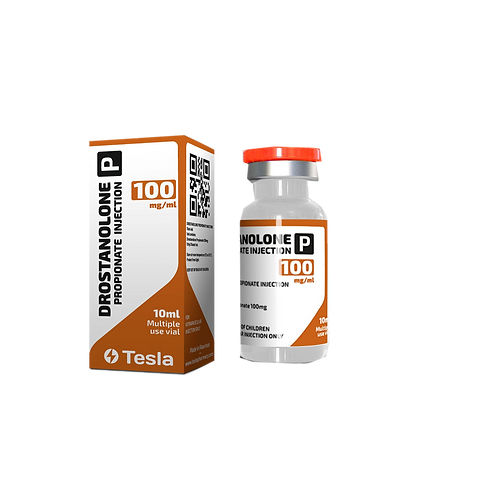 Tesla Pharmacy Drostanolone Propionate 100mg/ml 10ml