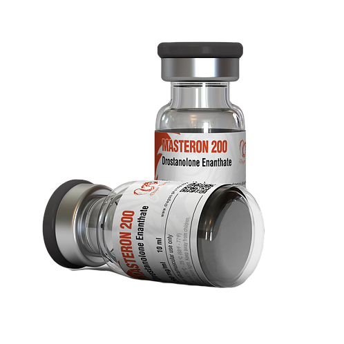 Dragon Pharma Masteron 200 mg (1 vial)