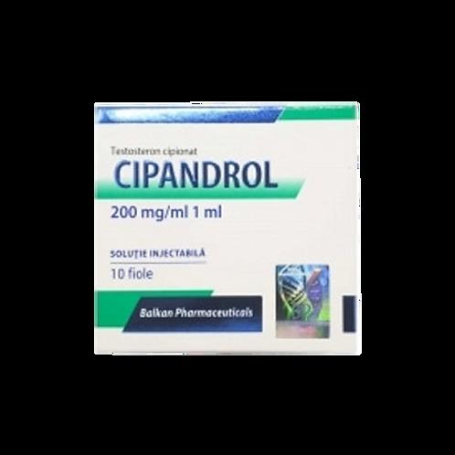 Balkan Pharmaceuticals CIPANDROL 10 amp 200mg/ml