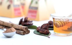 almonds-with-honey