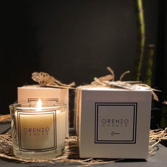 Orenzo Candle